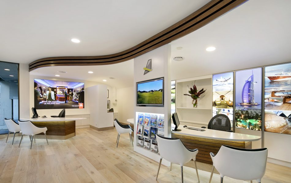 Office Interior Architecture, Manly, ASI, Baxter & Jacobson Architects