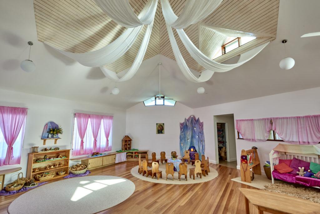 Shearwater Kindergarten interior
